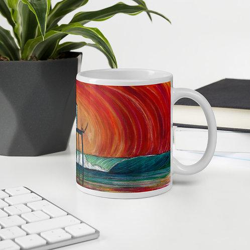 Surfside Texas Mug
