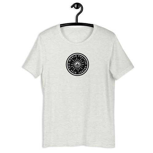 Give This World Positive Energy Short-Sleeve Unisex T-Shirt