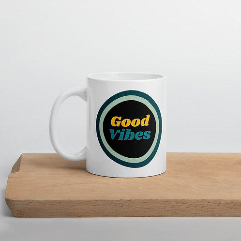 Good Vibes Mug by Sobudd