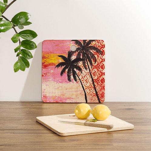 Bali Sunset Cutting Board