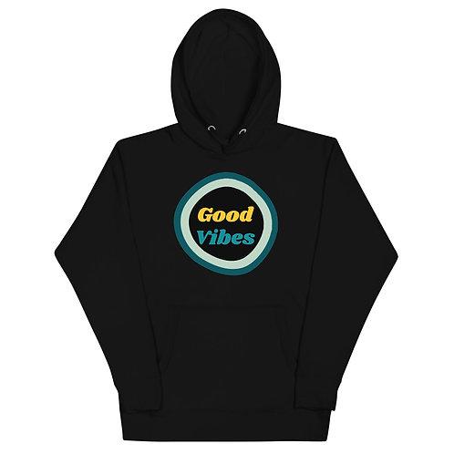Good Vibes Unisex Hoodie