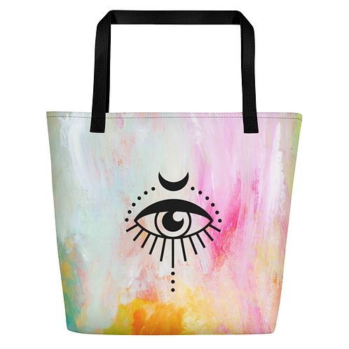 Chasing Sunshine Beach Bag
