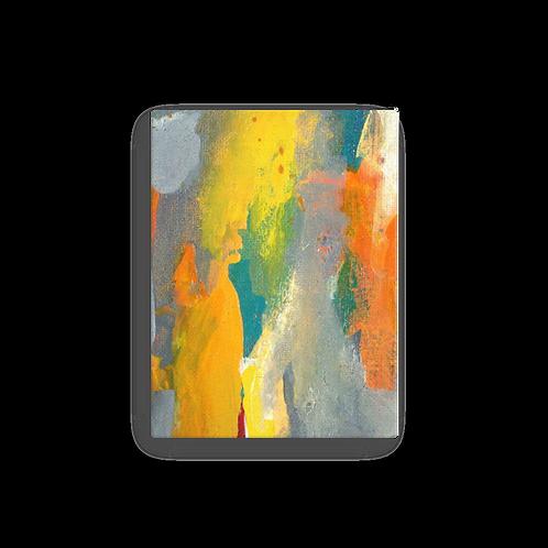 Life 4 Abstract Canvas Print