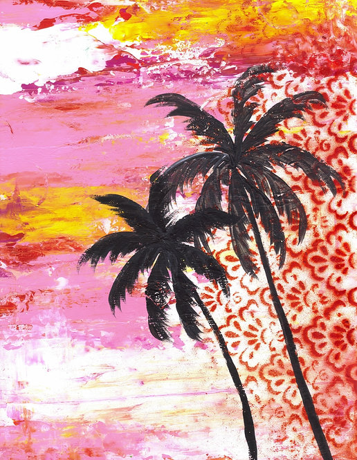 Sold - Bali Sunset