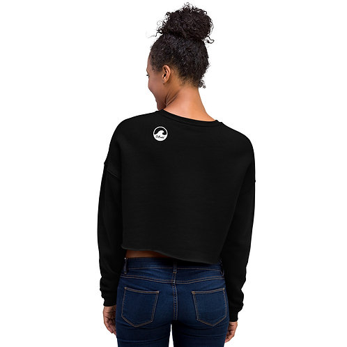 SoBudd Crop Sweatshirt