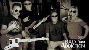 BAD ADDICTION BAND - HALLOWEEN COSTUME BASH