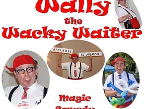 Wacky Wally Returns to Fairwood Lanes