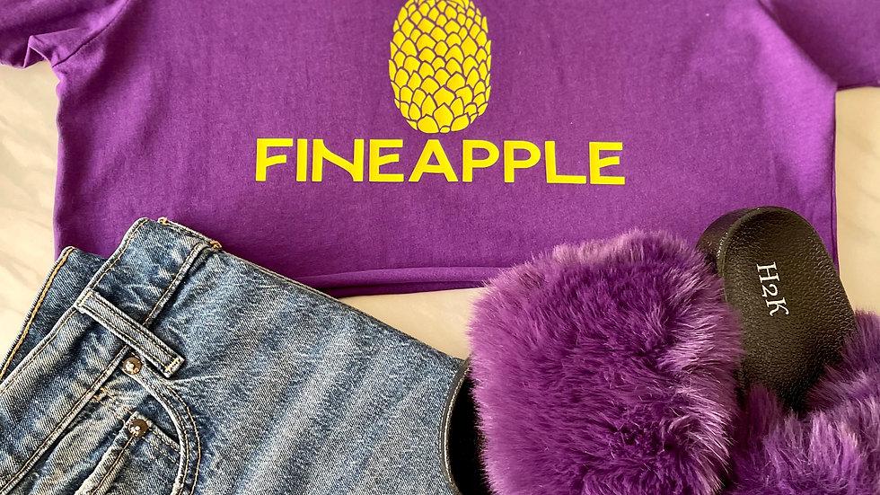 Fineapple Crop Top