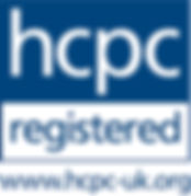 Health and Care Professions Council registry logo