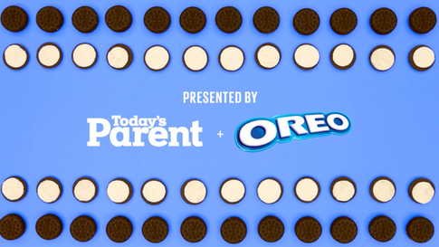 Oreo Cookies with Today's Parent