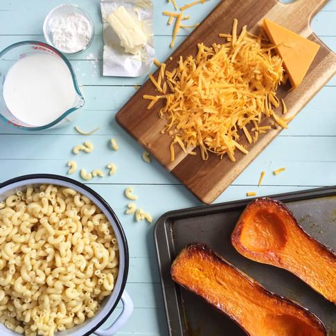 Butternut Squash Mac 'n Cheese - Heritage Cookbook