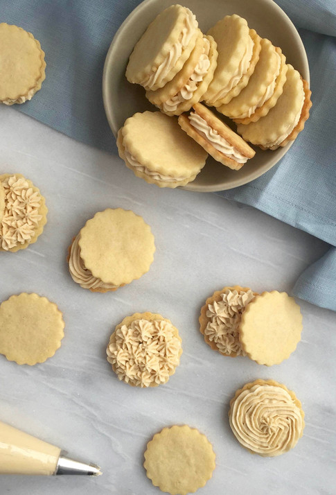 Maple Sandwich Cookies - Food Network