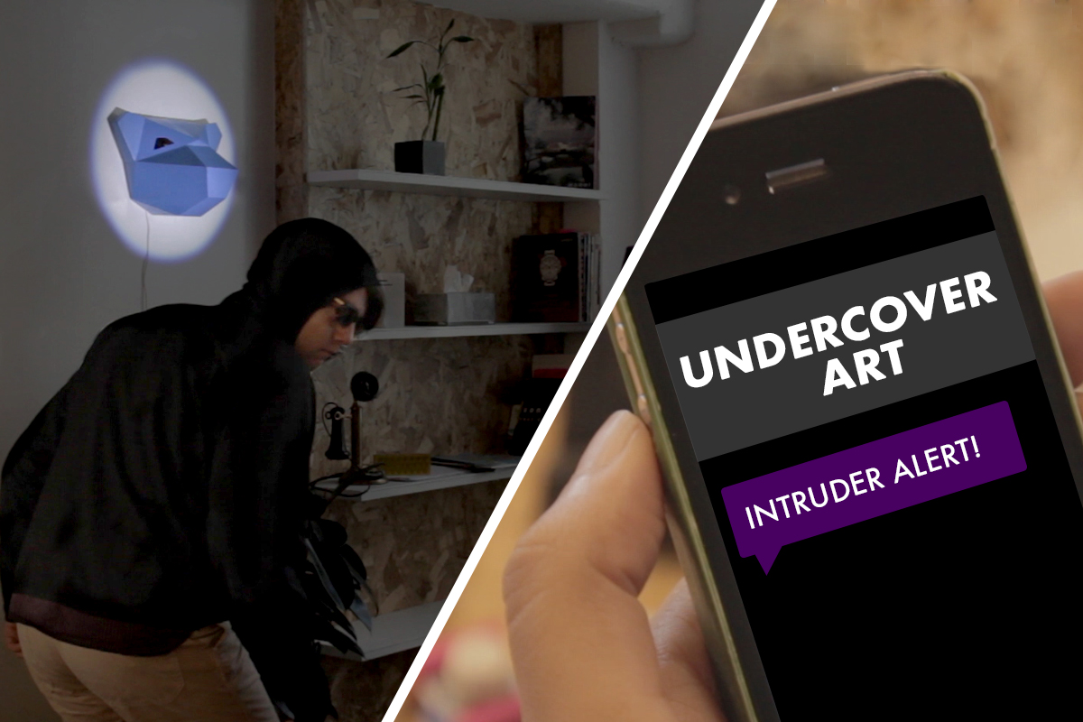 Undercover Art Project