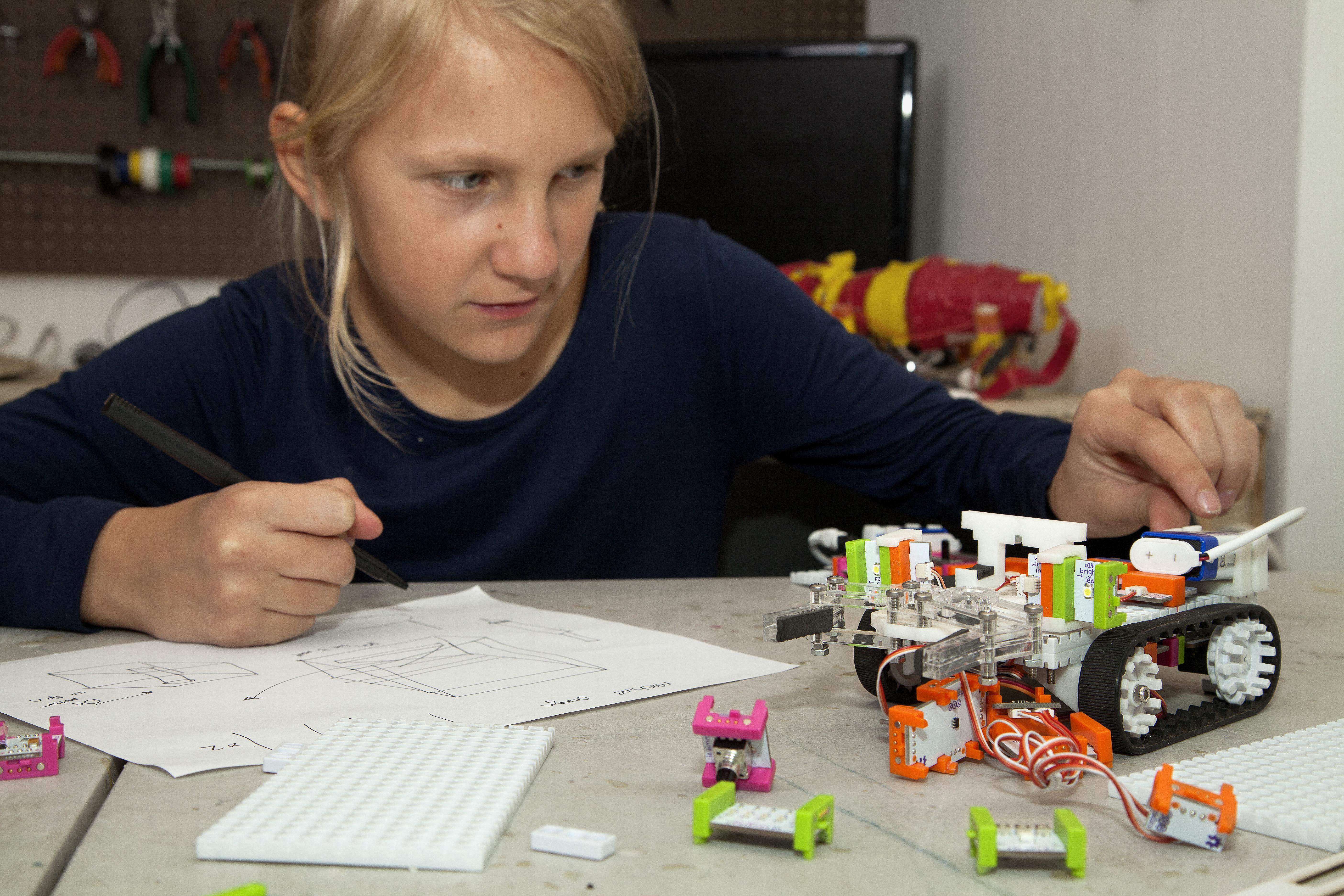 littleBits Workshop Set Makerspace Lifestyle