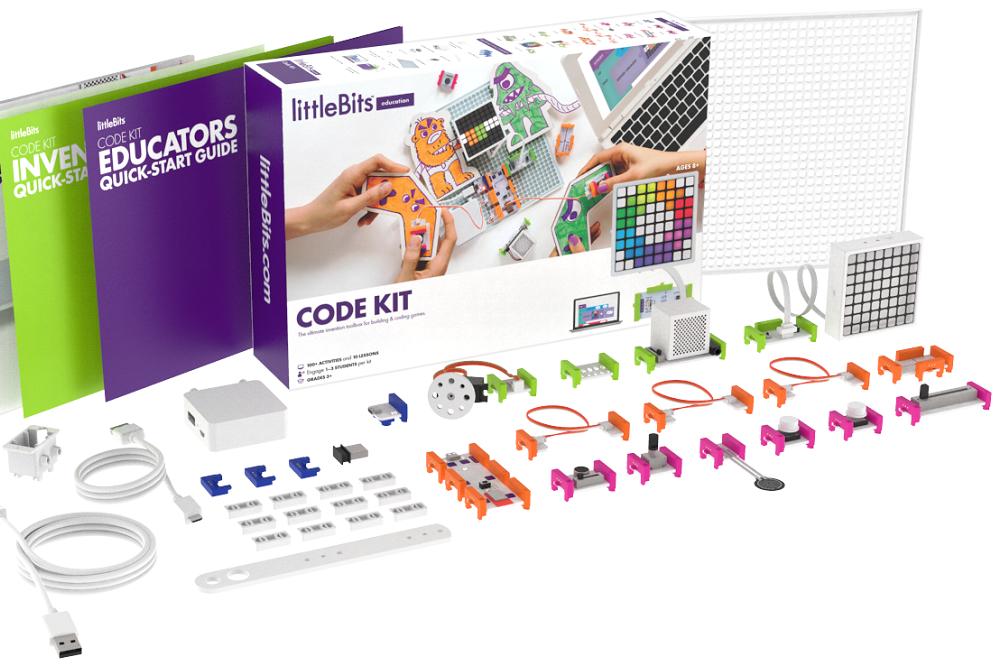 code kit littleBits