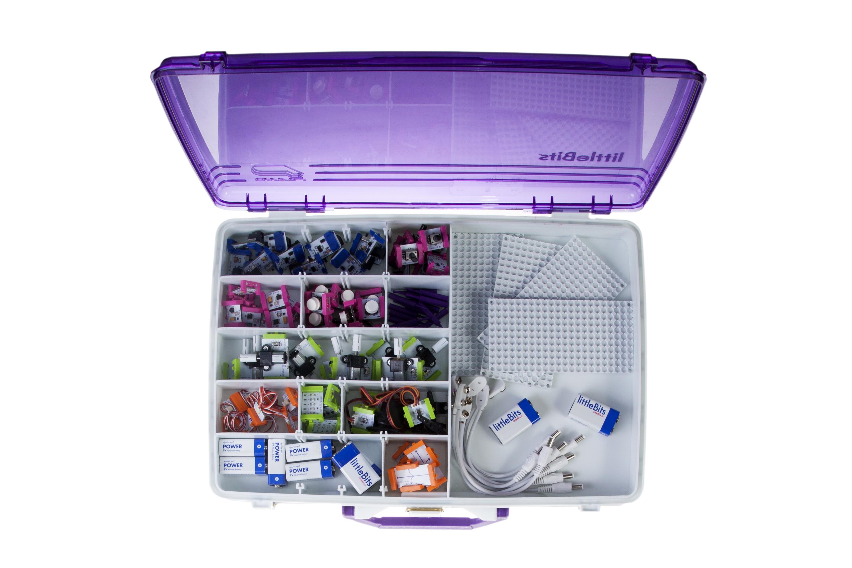 littleBits Workshop Set Top