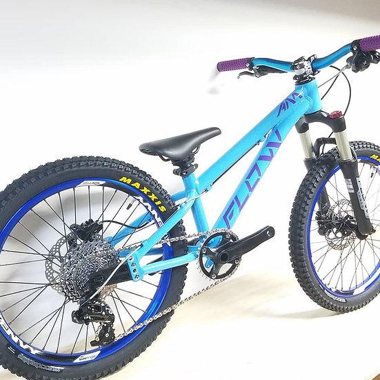 """Flow 20"""" Custom 10 spd Bike with Manitou Junit fork"""