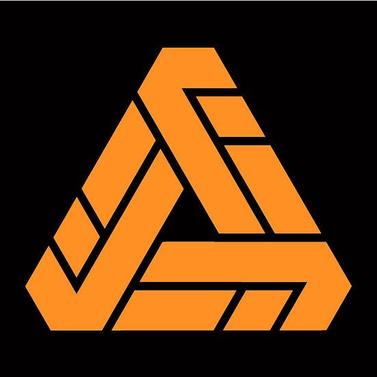 Orange Graphic Kit