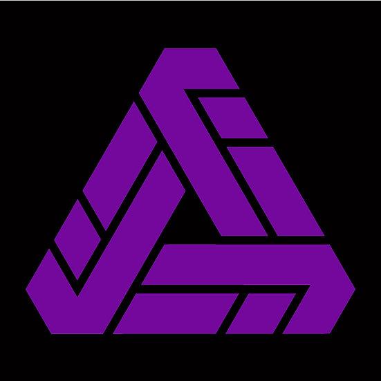 Violet Graphic Kit