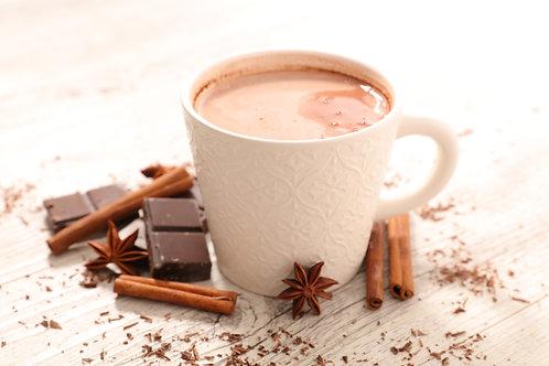 Fragrant, Spicy & Warm Dark Cocoa
