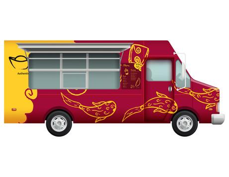 Dumpling House Food Truck