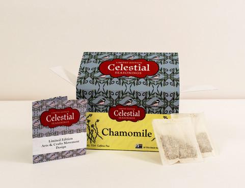 Celestial Seasonings Packaging Design