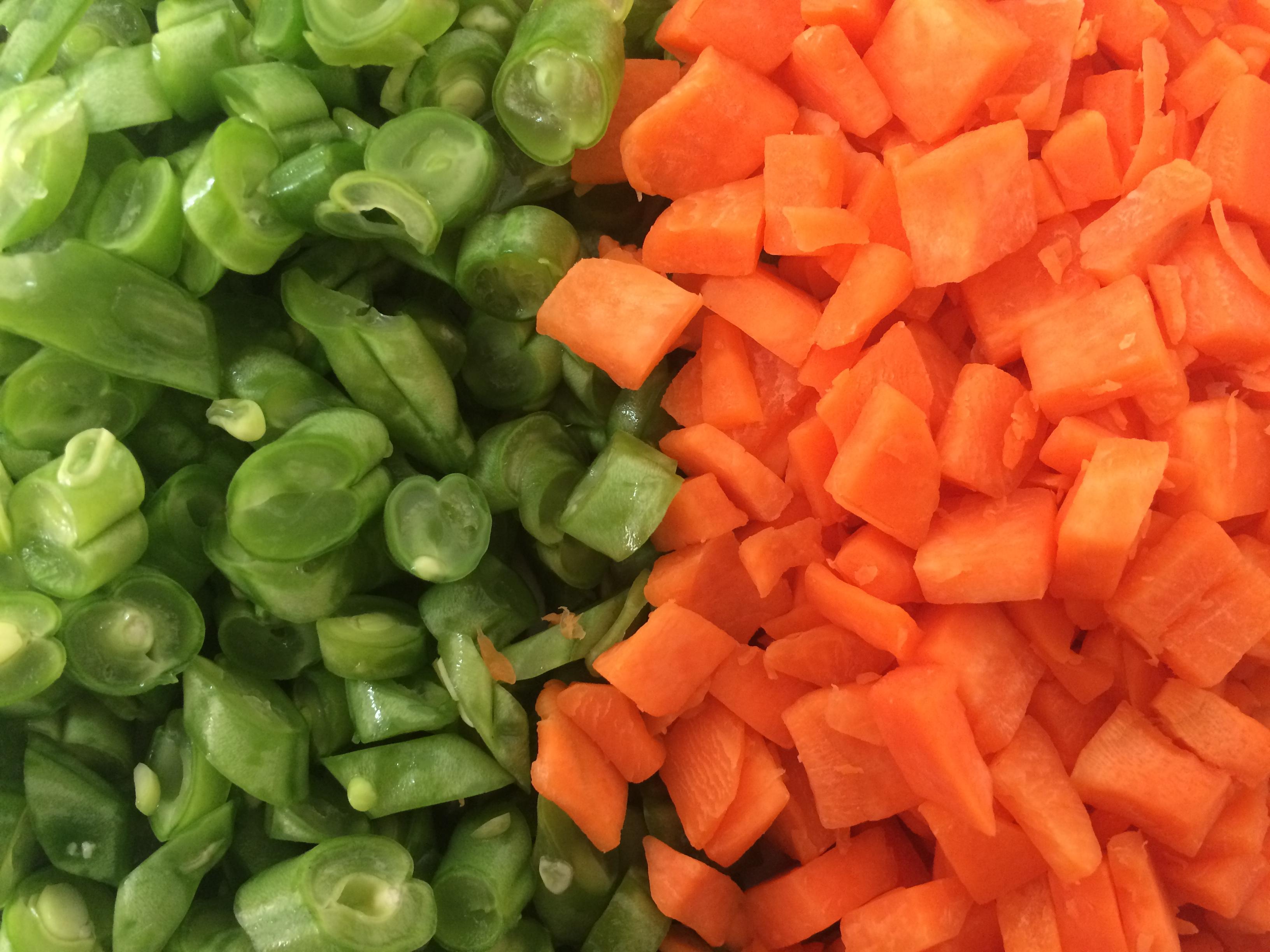 mix vegetales