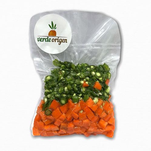 Mix de verduras x 250g