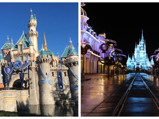 10 Differences between Disney World and Disneyland