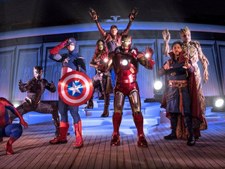 Disney Cruise Line - Marvel Day/Star Wars Day at Sea
