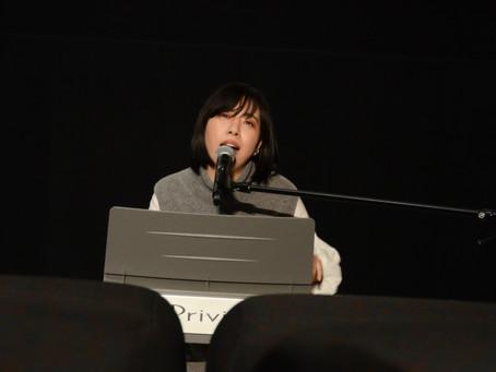【レポート】美しき旋律で表現する、さいたま市の偉人・北沢楽天の物語 / 『漫画誕生』上映後ゲスト公演