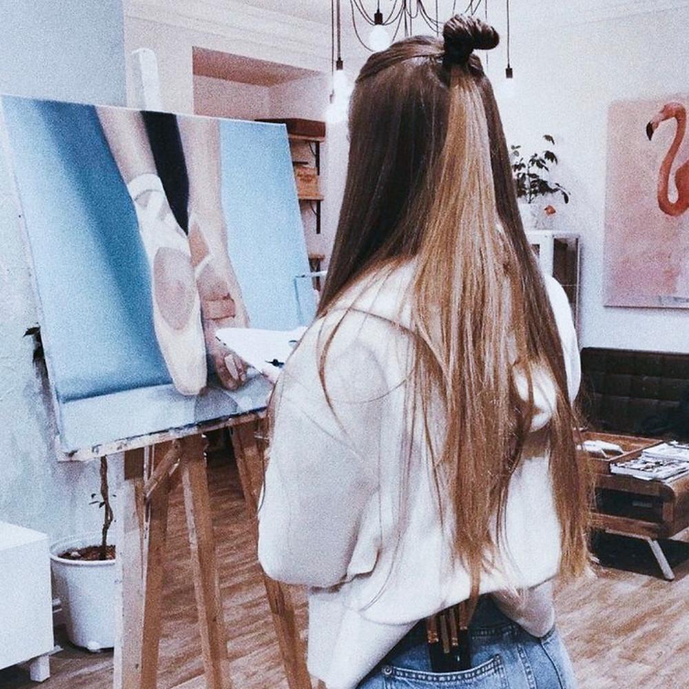 курс по живописи с нуля