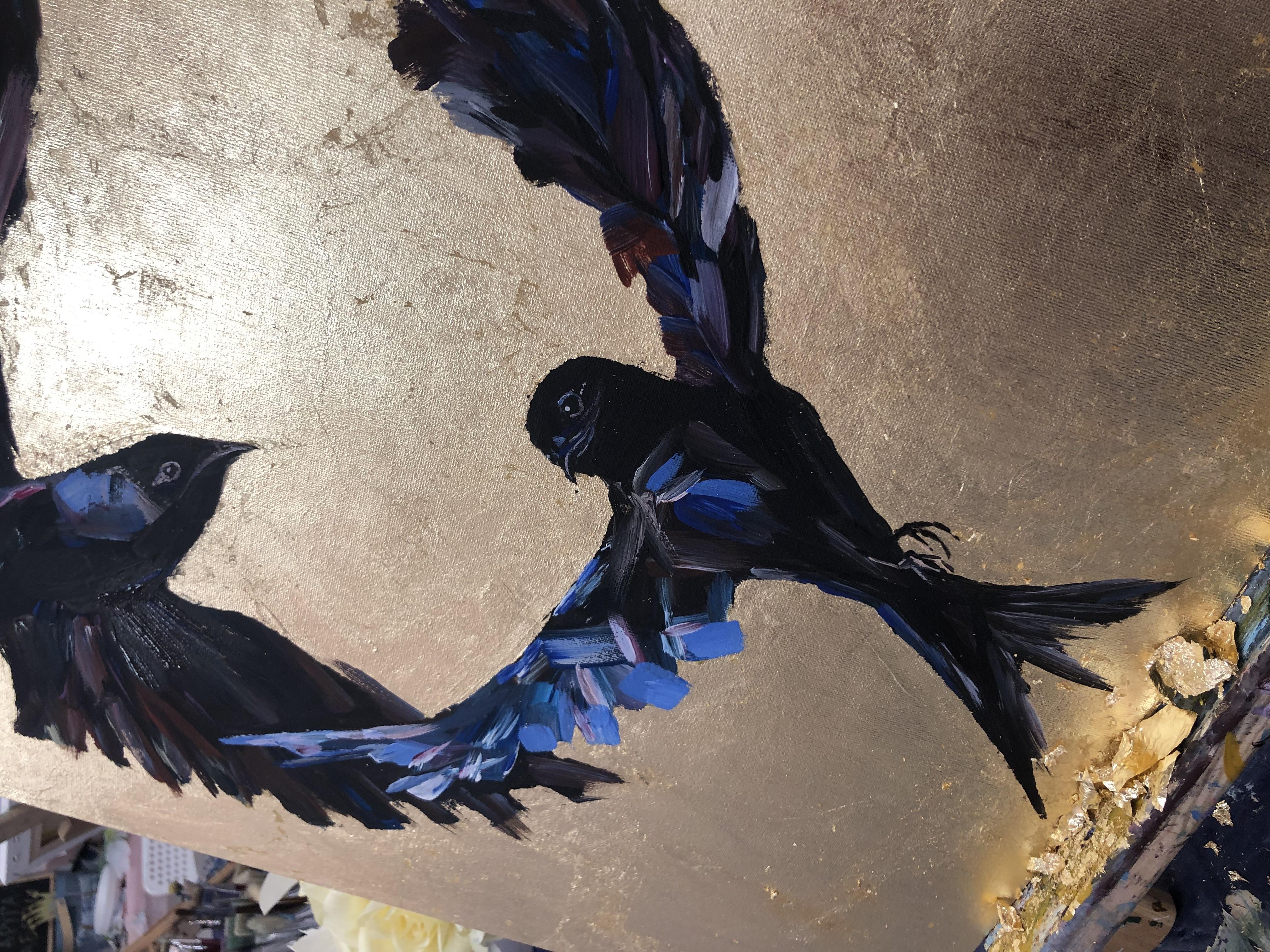Птицы поталь