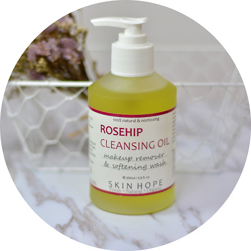Rosehip Cleansing Oil 200ml