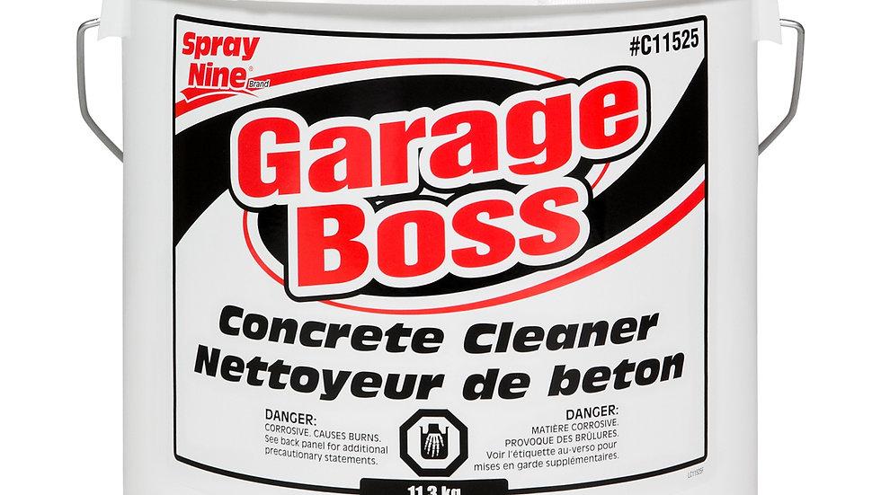 Spray 9 - Garage Boss Concrete Cleaner, 11.3kg