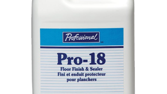 Pro-18 Floor Sealer and Finish, 4L