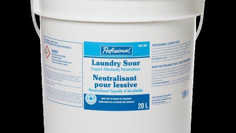 Home Professional - Laundry Sour, 20L