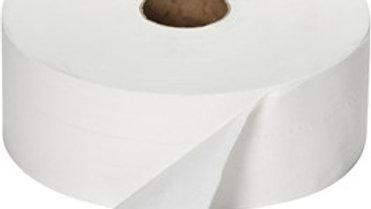 TORK  1600' 2 Ply Jumbo Toilet Tissue, 6 rolls per case