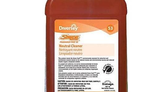 Diversey - Stride Citrus Neutral Cleaner HC, 2.5L
