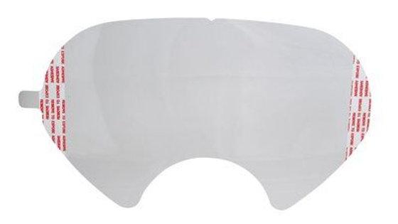 3M - Faceshield Respirator Covers, 10/pk
