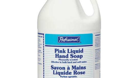 Home Professional - Pink Liquid Hand Soap, 4L
