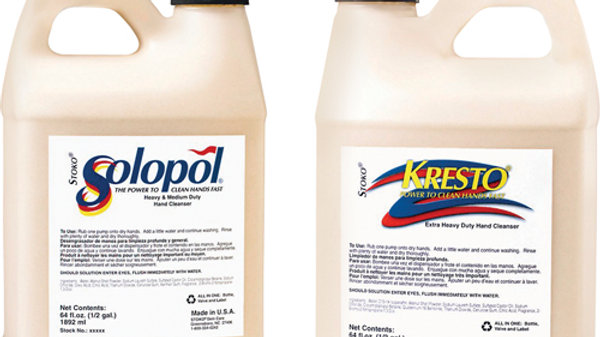 STOKO  Hand Cleaning - Heavy-Duty -Solopol®, 1892mL