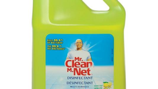 Mr. Clean Citrus Scent All Purpose Cleaner, 3.78L