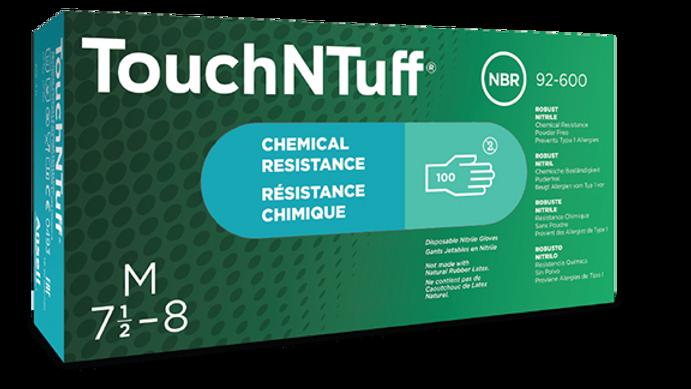 Ansell TouchNTuff Nitrile Gloves