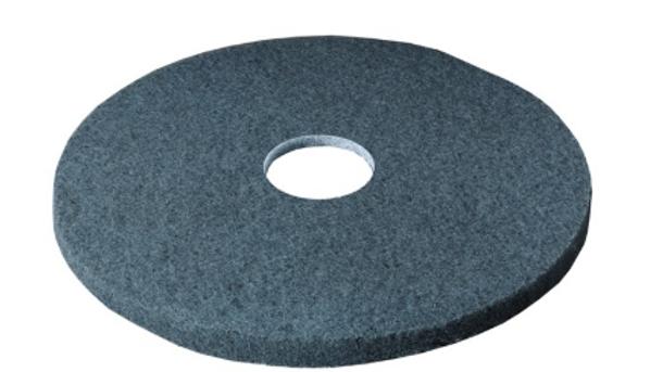 """SCOTCH-BRITE  5 Pack 20"""" Blue Floor Scrubbing Pads"""
