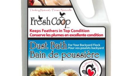 FRESH COOP - 2.72kg Organic Chicken Dust Bath