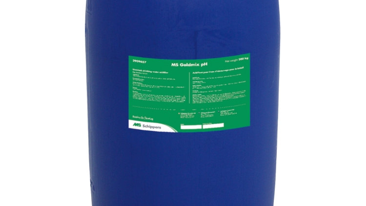 MS Goldmix pH, 200 kg