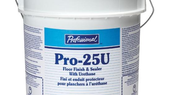 Pro-25U High Solids Urethane Floor Sealer and Finish, 19L