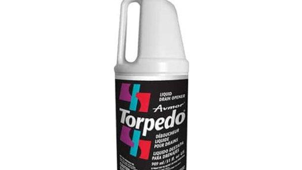 Avmor - Torpedo liquid drain opener, 909mL