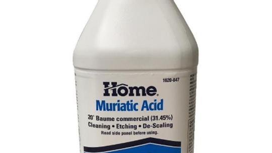 HOME - 4L Muriatic Acid